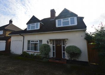 Thumbnail 3 bed detached house for sale in Manor Lane, Lower Sunbury, Surrey
