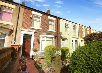 Thumbnail 2 bed terraced house for sale in Devonshire Terrace, Whitley Bay, Tyne And Wear