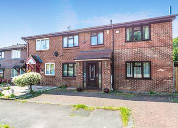 Thumbnail 4 bedroom semi-detached house to rent in Fleetham Gardens, Lower Earley, Reading