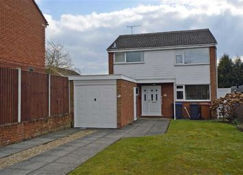 Thumbnail 3 bed detached house for sale in Kirkby Road, Desford, Leicester