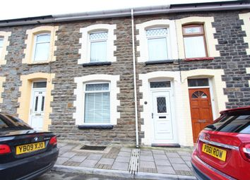 Thumbnail 3 bed terraced house for sale in Birchgrove Street -, Porth