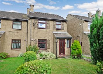 Thumbnail 3 bed semi-detached house for sale in Sharp Crescent, Durham