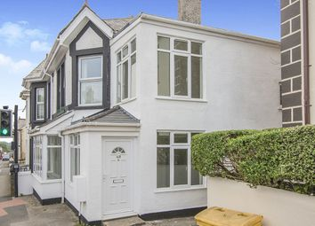 Thumbnail 3 bed terraced house for sale in Fore Street, Bugle, St. Austell