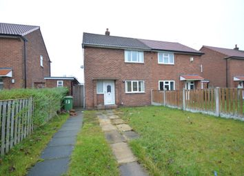 Thumbnail 2 bed semi-detached house to rent in Arnside Crescent, Castleford