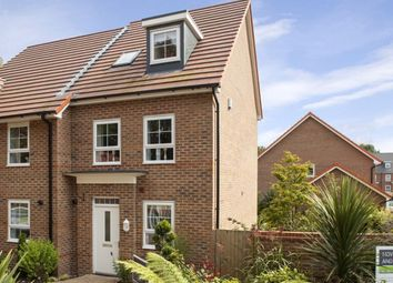 "Thumbnail 4 bedroom semi-detached house for sale in ""Helmsley"" at Warkton Lane, Barton Seagrave, Kettering"