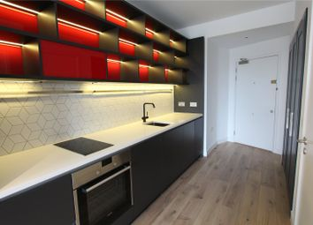 Thumbnail 1 bed flat for sale in 47 Hope Street, London City Island