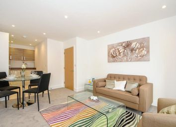 Thumbnail 1 bed flat to rent in Hawke House, John Thornycroft Road, Southampton