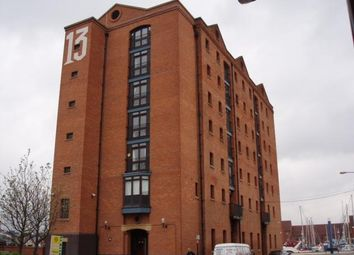 Thumbnail 1 bed flat for sale in Warehouse 13 Kingston Street, Hull