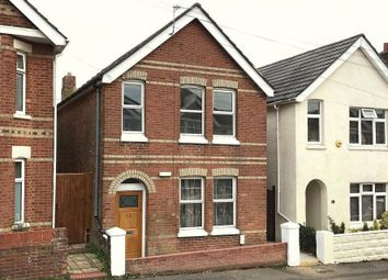 Thumbnail 3 bed detached house to rent in Lyell Road, Poole