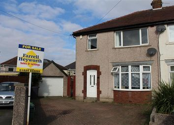 Thumbnail 3 bed property for sale in Tarnbrook Road, Lancaster