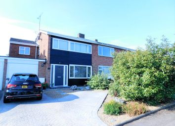 Thumbnail 5 bed semi-detached house for sale in Chase Close, Arlesey, Beds