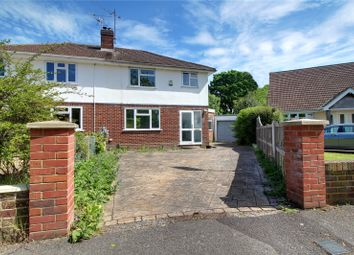 Thumbnail 3 bedroom semi-detached house for sale in Stanton Close, Earley, Reading, Berkshire