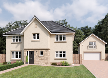 Thumbnail 4 bedroom detached house for sale in Evie Wynd, Newton Mearns