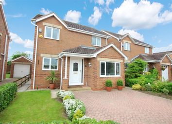 Thumbnail 3 bed detached house for sale in Oldfield Close, Micklefield, Leeds