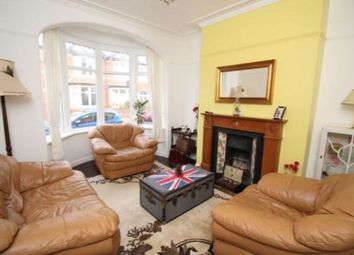 Thumbnail 3 bed terraced house for sale in Gainsborough Road, Blackpool