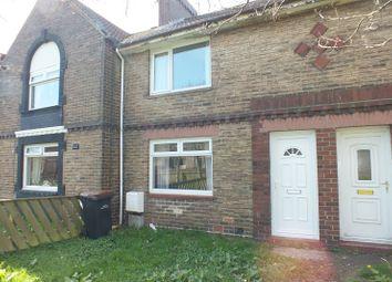 Thumbnail 2 bedroom terraced house to rent in Kelvin Gardens, Consett, Co Durham