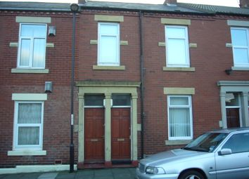 Thumbnail 2 bed flat to rent in Lower Rudyard Street, North Shields