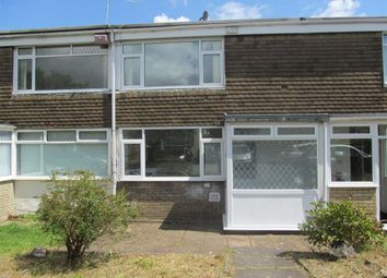 Thumbnail 3 bed terraced house to rent in Blackwell Close, Barry, Vale Of Glamorgan