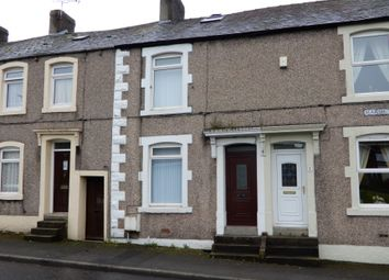 Thumbnail 2 bed terraced house for sale in 2 Marsh Terrace, Ellenborough, Maryport, Cumbria
