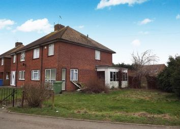 Thumbnail 3 bed semi-detached house for sale in Sheerstone, Iwade, Sittingbourne