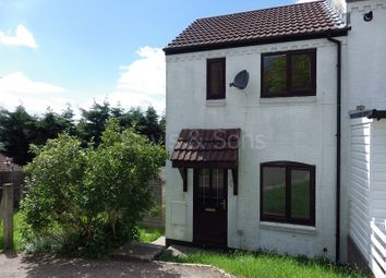 Thumbnail 1 bed end terrace house for sale in Twmbarlwm Close, Risca, Newport, Gwent.