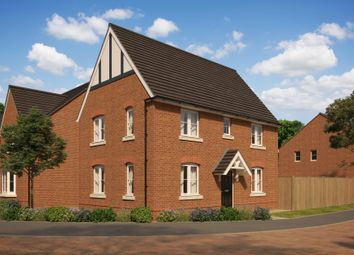 "Thumbnail 3 bedroom detached house for sale in ""Hadley"" at The Walk, Withington, Hereford"