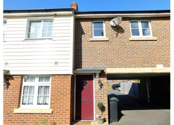 Thumbnail 1 bed maisonette for sale in Hastings Crescent, Hailsham