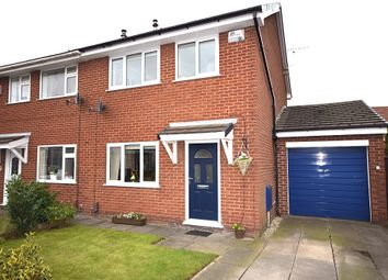 Thumbnail 3 bed semi-detached house for sale in Kennet Close, Westhoughton