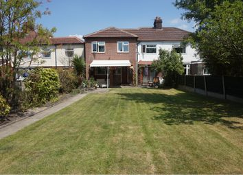 4 bed semi-detached house for sale in Crossefield Road, Cheadle SK8