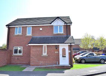 Thumbnail 3 bed semi-detached house for sale in Whitegate Grove, Longton, Stoke On Trent