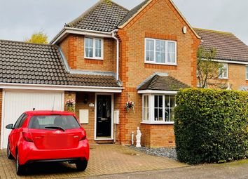 Thumbnail Detached house for sale in Dixon Close, Aylesbury