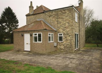 Thumbnail 3 bed detached house to rent in Thorpe Le Street, York
