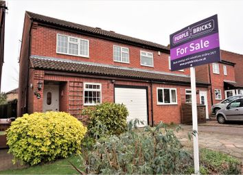 Thumbnail 3 bed semi-detached house for sale in Berkeley Close, Abbots Langley