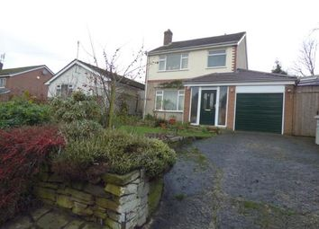 Thumbnail 3 bed detached house for sale in Moss Lane, Macclesfield, Cheshire
