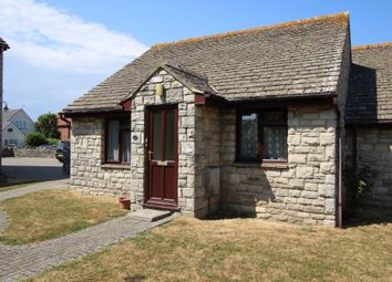 Thumbnail 2 bed terraced bungalow for sale in Manor Gardens, Morrison Road, Swanage