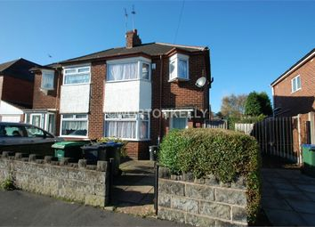 Thumbnail 3 bedroom semi-detached house for sale in Lynton Avenue, West Bromwich, West Midlands