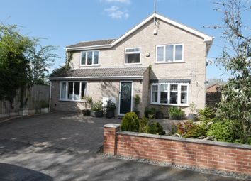 Thumbnail 4 bed detached house for sale in Loftsome Way, Howden, Goole