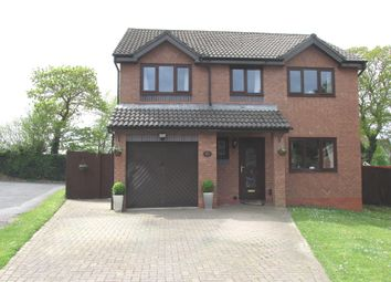 Thumbnail 4 bedroom detached house for sale in Porth Y Waun, Gowerton, Swansea
