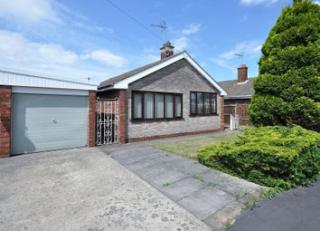 Thumbnail 3 bed detached bungalow for sale in Newfields Close, Moorends, Doncaster
