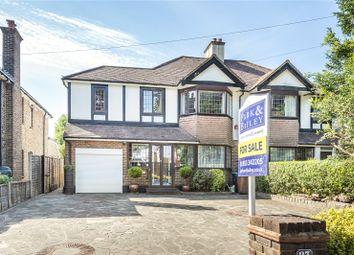 Court Road, Caterham, Surrey CR3. 4 bed semi-detached house