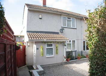 Thumbnail 2 bedroom end terrace house for sale in Hawkfield Road, Hartcliffe, Bristol