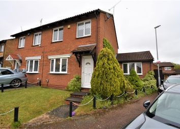 Thumbnail 3 bed semi-detached house to rent in Wootton Close, Luton