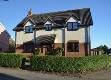 Thumbnail 4 bed detached house for sale in All Saints Road, Creeting St Mary, Ipswich