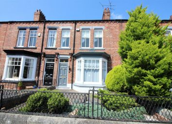 Thumbnail 4 bed town house for sale in Woodland Terrace, Darlington