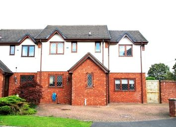 Thumbnail 3 bed semi-detached house to rent in Kenstone Close, Mold