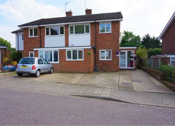 Thumbnail 3 bed semi-detached house for sale in Ellen Close, Bromley