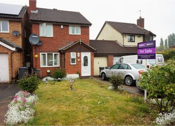 Thumbnail 3 bed link-detached house for sale in Greetville Close, Birmingham