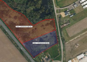 Thumbnail Land for sale in Plot 2, Barcham Road, Soham, Nr Ely, Cambs