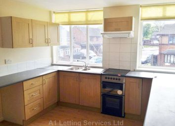 Thumbnail 2 bedroom flat to rent in Main Terrace, Kyrwicks Lane, Birmingham