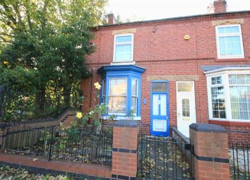 Thumbnail 2 bed end terrace house for sale in East Lane, Stainforth, Doncaster